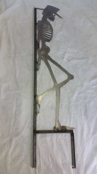big cowboy skeleton 1